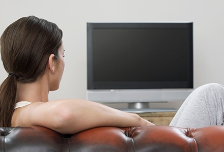 Research Shows Women Watching Less Traditional TV