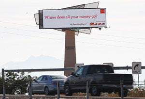 Lamar Digital Billboard Phoenix