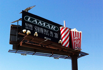 Lamar billboard