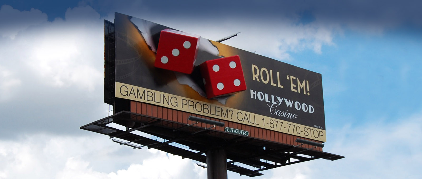 Casino billboards solutions to gambling addiction singapore