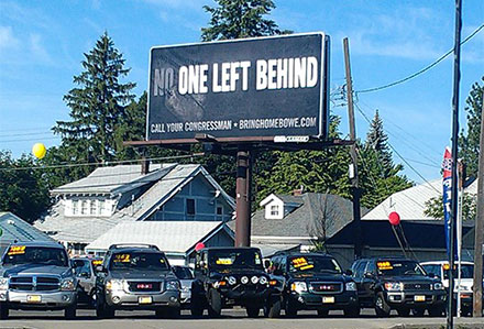 Spokane Billboard