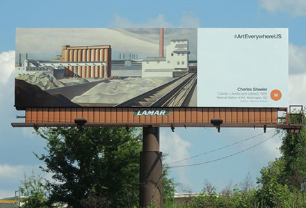 Billboard Lamar Advertising Columbia, SC Art Everywhere US